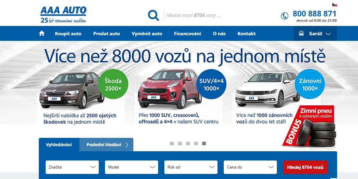AAA Auto Pardubice Recenze hodnocení AAA Auto zkušenosti
