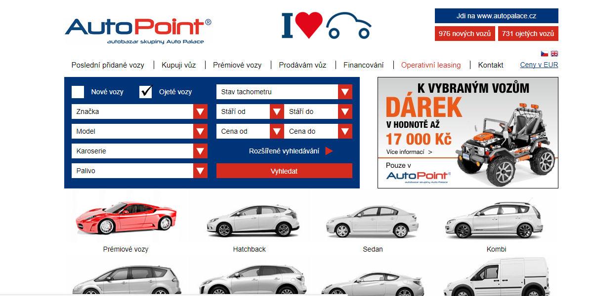 Praha Spořilov recenze Autopoint hodnocení