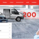 Recenze hodnocení užitkové vozy Auto ESA dodávky